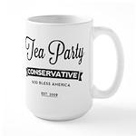 Tea Party Conservative Mug