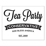 Tea Party Conservative Posters