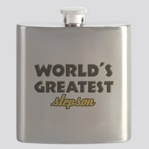 Stepson designs Flask