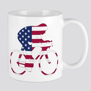 U.S.A. Cycling Mug