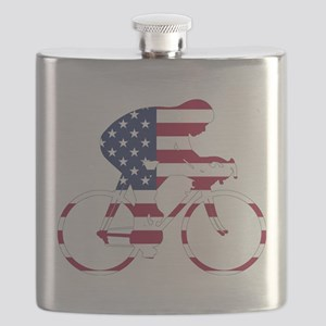 U.S.A. Cycling Flask