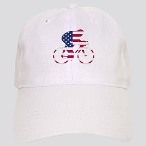 U.S.A. Cycling Cap
