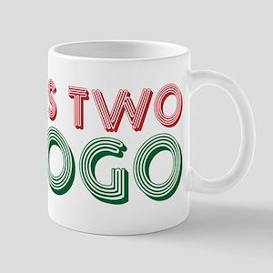 Funny BOGO shopping shirt Mug