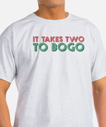 Funny BOGO shopping shirt T-Shirt