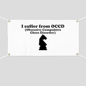 Obsessive Compulsive Chess Disorder Banner