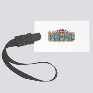The Amazing Mohamed Luggage Tag