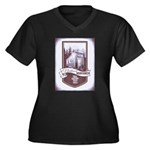 NW MOUNTAINEER vintage sketch Plus Size T-Shirt