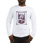 NW MOUNTAINEER vintage sketch Long Sleeve T-Shirt