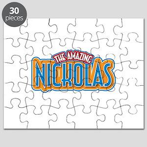 The Amazing Nickolas Puzzle
