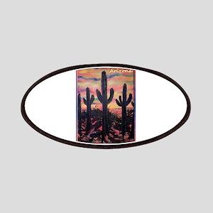Arizona! Saguaro cactus Patches