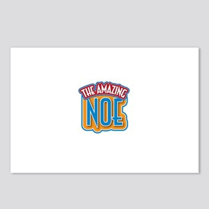The Amazing Noe Postcards (Package of 8)