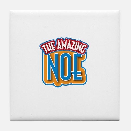 The Amazing Noe Tile Coaster