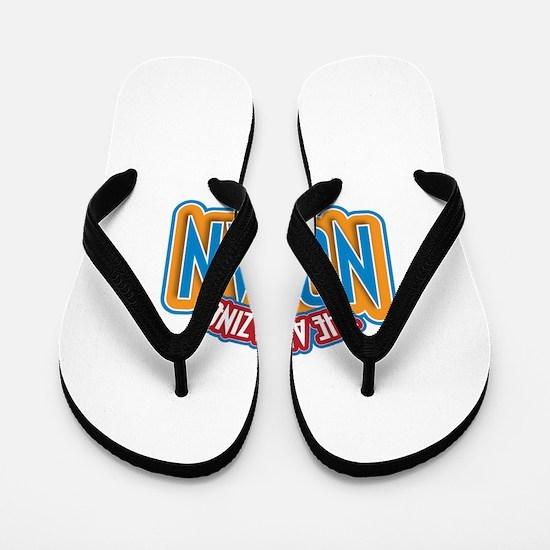 The Amazing Nolan Flip Flops