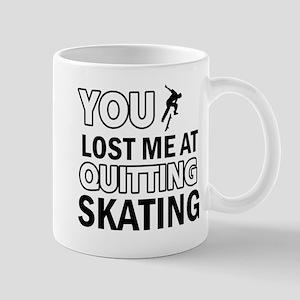 Hardcore Skating designs Mug