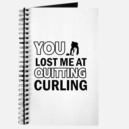 Hardcore Curling designs Journal
