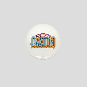 The Amazing Paxton Mini Button