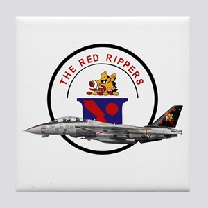 VF-11 Red Rippers Tile Coaster
