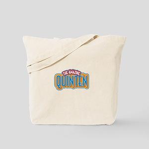 The Amazing Quinten Tote Bag