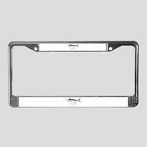 Southern Preps License Plate Frame