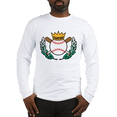 Baseball Champion Long Sleeve T-Shirt