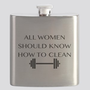 clean Flask