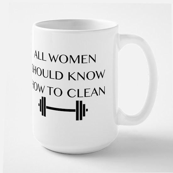 clean Mug