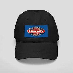 Park City Old Label Black Cap