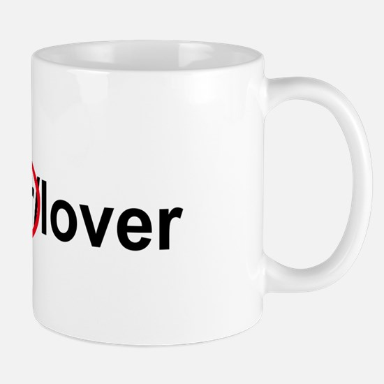 Fighter not a Lover Mug