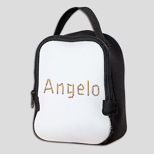 Angelo Pencils Neoprene Lunch Bag