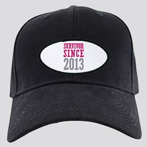 Survivor Since 2013 Black Cap