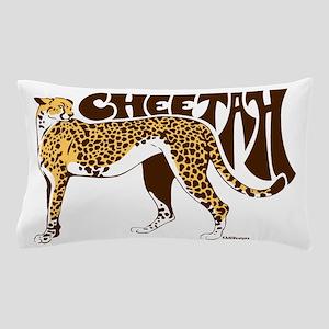 Cheetah Pillow Case