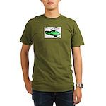 Instigator Organic Men's T-Shirt (dark)