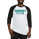 rampages fan.png Baseball Jersey