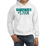 rampages fan.png Hooded Sweatshirt