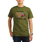 Play In The Dirt Organic Men's T-Shirt (dark)