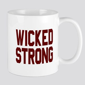 Wicked Strong Boston Mug