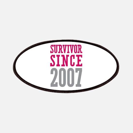 Survivor Since 2007 Patches