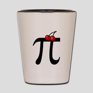 Cherry Pi Shot Glass