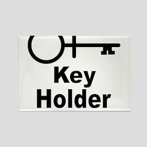 Key-Holder Rectangle Magnet