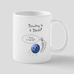 Bowling Sucks! Mug