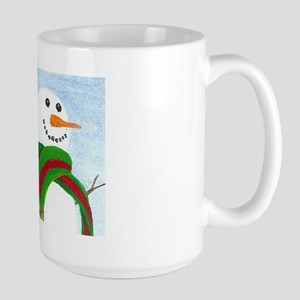 Winter Friends Large Mug