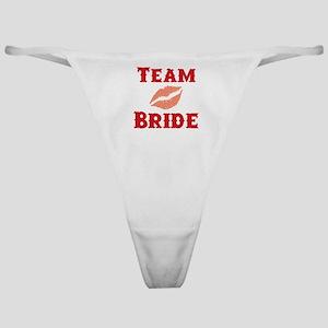 Lips Team Bride Classic Thong