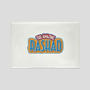 The Amazing Rashad Rectangle Magnet