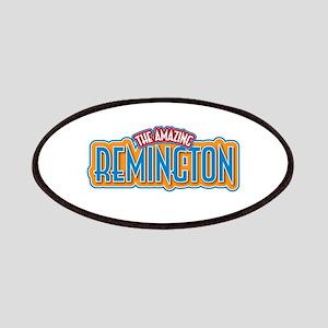 The Amazing Remington Patches