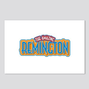 The Amazing Remington Postcards (Package of 8)