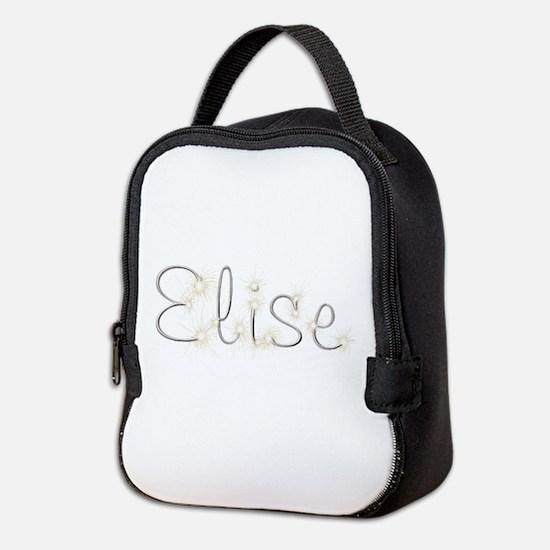 Elise Spark Neoprene Lunch Bag