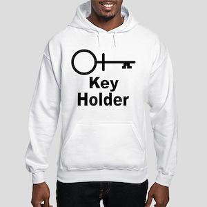 Key-Holder Hoodie