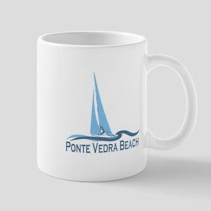 Ponte Vedra - Sailing Design. Mug