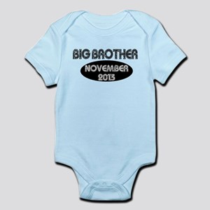BIG BROTHER NOVEMBER 2013 Body Suit