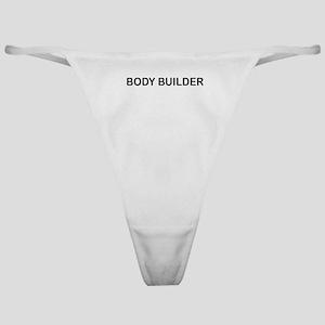 BODY BUILDER Classic Thong